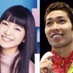 miwaと萩野公介の馴れ初めの共演番組動画を発見!結婚時期がいつかも調査!