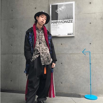 俳優 yoshi
