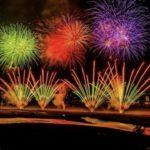 安倍川花火大会2019年の駐車場と交通規制はどこ?シャトルバスと帰り電車の時刻表も調査!