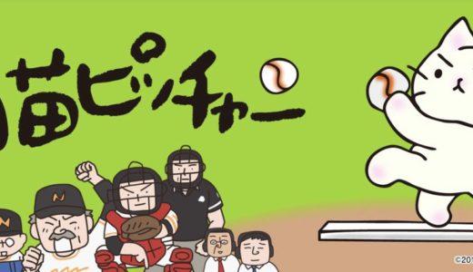 猫ピッチャー(アニメ)の動画を1話からすべて無料視聴する方法を紹介!
