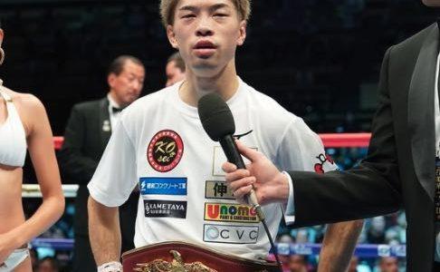 田中恒成(ボクシング)父親の育成方法がヤバい!スゴい兄や従姉妹も