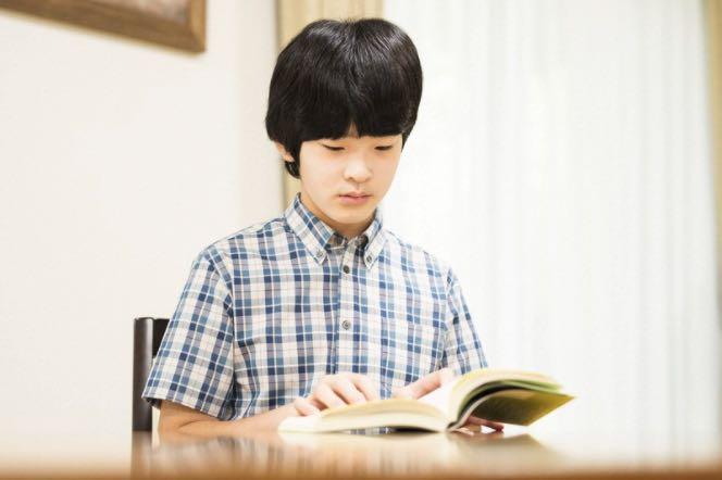 悠仁親王殿下15歳