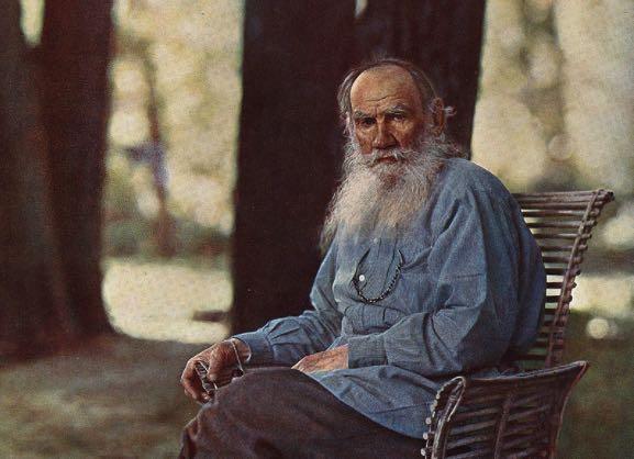 トルストイの画像